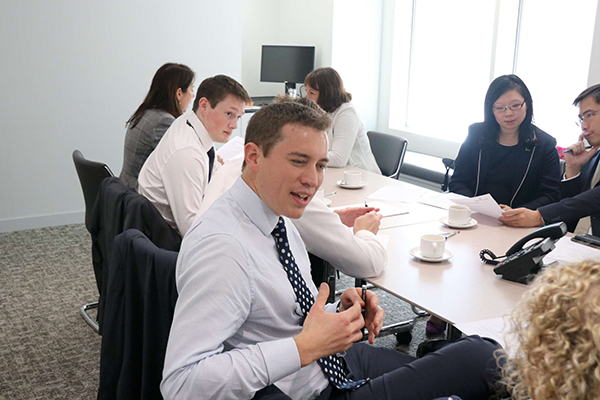 Young Magistrates Special Interest Group meeting