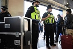 Body scanners used for the first time in UK railway station to detect concealed weapons