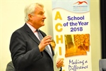 Lord Chief Justice visits Dagenham school