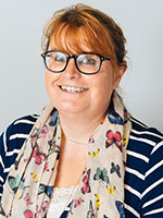 Jo Easton - Director of Policy and Research